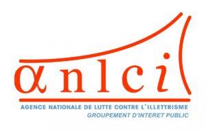 Logo Agence Nationale de Lutte Contre l'Illettrisme