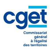 Logo Commissariat Général à l'Egalité des Territoires