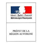 Logo Préfet de la région Auvergne-Rhône-Alpes